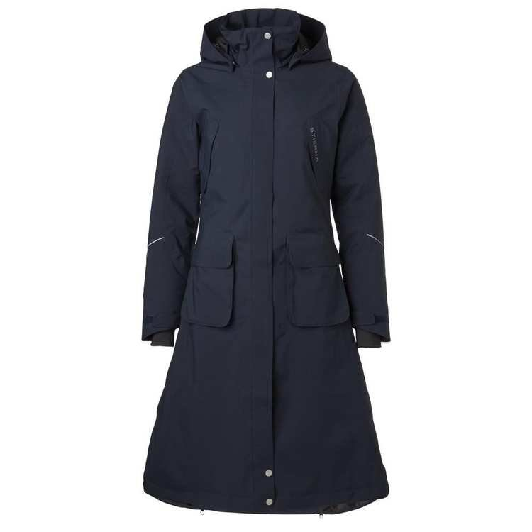 Stierna Stella Winter coat - NAVY