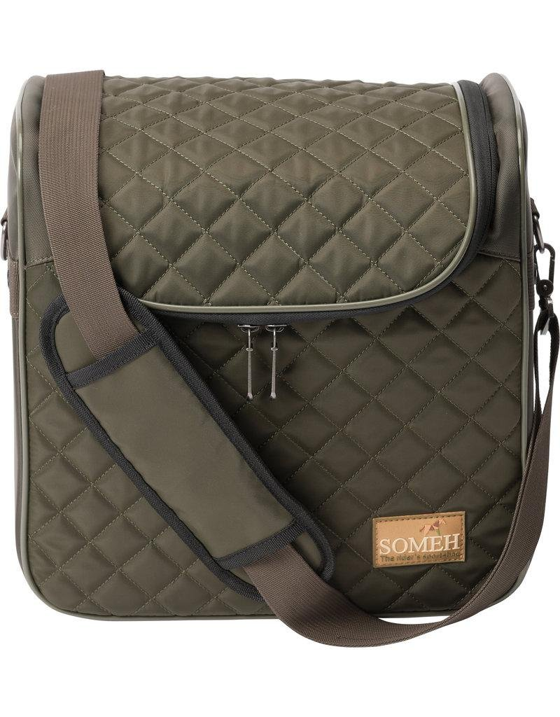 SOMEH GROOMING BAG COMPACT OLIVEN